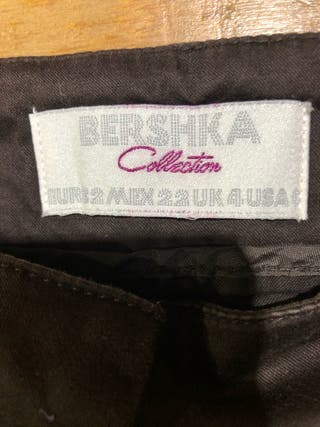Talla 32 pantalón corto de mujer Bershka
