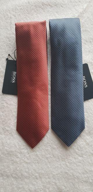 Corbatas Hugo Boss