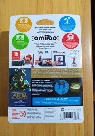 Amiibo Zelda Link Jinete