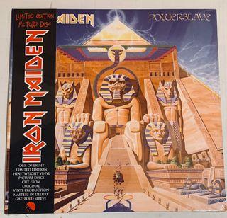 Iron Maiden Powerslave : PD