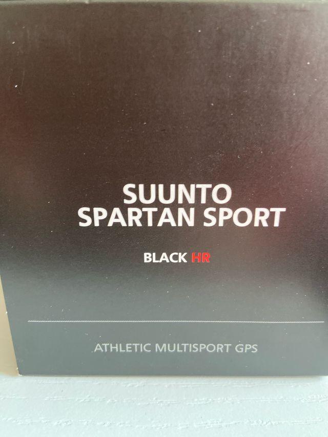 suunto spartan sport black HR