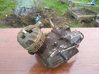 motor Derbi Rabasa