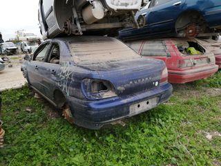 Despiece Subaru impreza