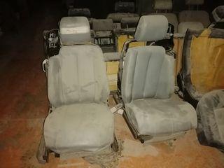 interior r129 y despiece