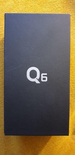 Teléfono móvil LG Q6