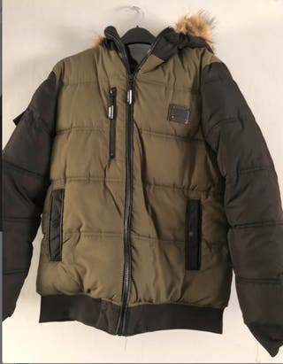 Supply & Demand puffer jacket, Mens -XL
