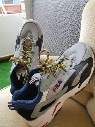 zapatillas Fila talla 43