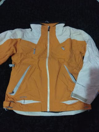 chaqueta nieve columbia