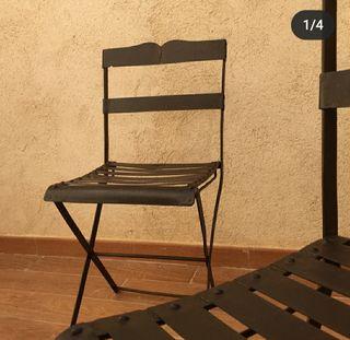 sillas antiguas francesas