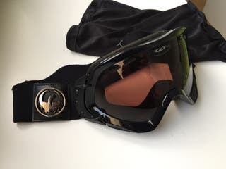 Mascara snowboard dragon+ cristal niebla