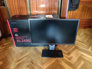"Monitor BenQ Zowie XL 2430 24"" 144hz 1ms Gaming"