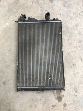 Radiador de agua Renault 1.9 dci