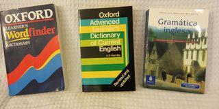 Diccionario y Gramática inglesa