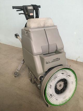 Fregadora pulidora aspiradora NUMATIC