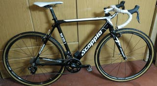 2 bicicletas ciclocross scoppio