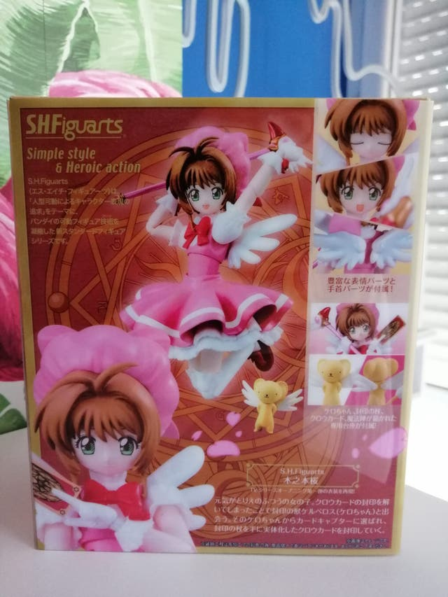 S.H. Figuarts Kinomoto Sakura Cardcaptor