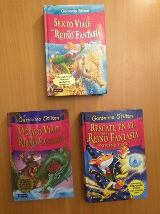 Reino de la fantasía. Geronimo Stilton