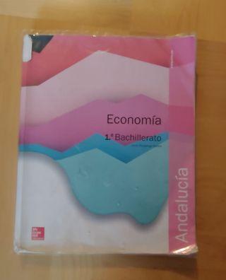 Libro Economia 1°Bachillerato Ciencias Sociales