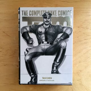 The complete Kake Comics of Tom of Finland