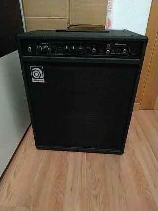 Amplificador Bajo Ampeg