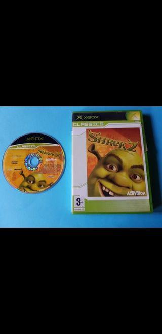 Shrek 2 para Xbox