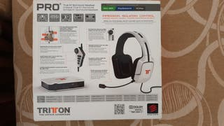 tritton pro plus heatset ps4 pc ps3 xbox