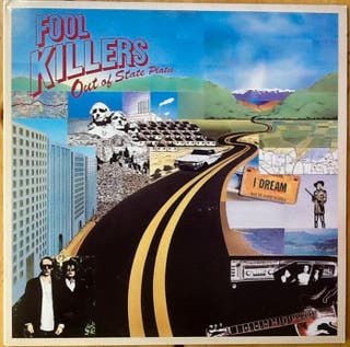 FOOL KILLERS (OUT OF STATE PLATERS) LP
