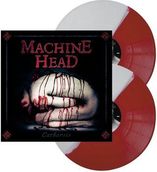 Machine Head - Catharsis - 2 x Vinilo Lp color