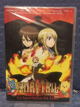 Fairy Tail: la película. La Sacerdotisa del Fénix