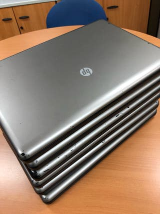 Pack 6 portátiles HP 630