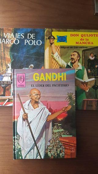 Lote 3 libros clásicos en versión infantil