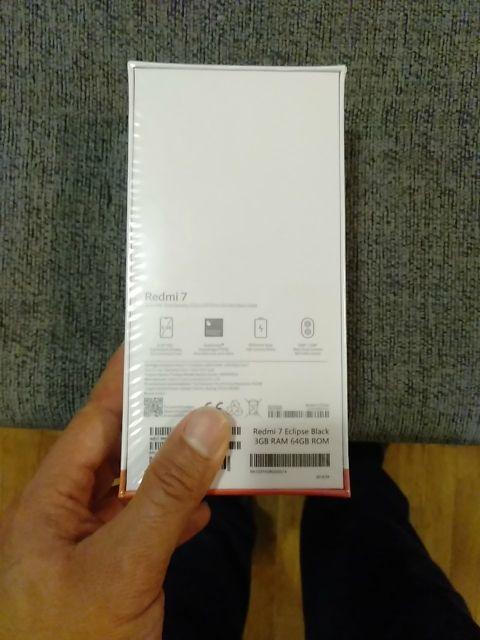Xiaomi redmi 7 Nuevo