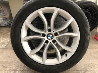 Llantas y neumáticos BMW X6 originales