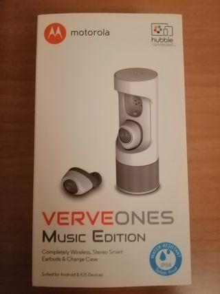 Auriculares de botón Bluetooth Motorola VerveOnes