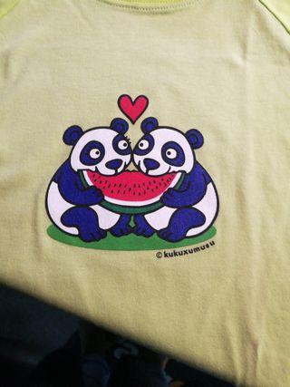 camiseta manga larga kukuxumusu NUEVA