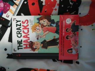 Libro The Crazy Haacks 1,