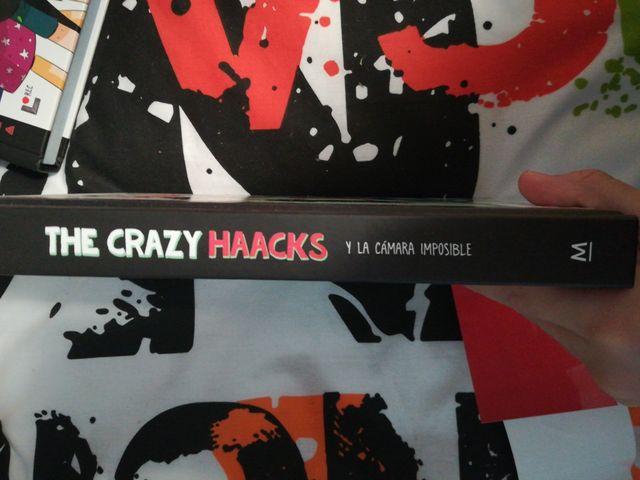 Libro The Crazy Haacks 1,