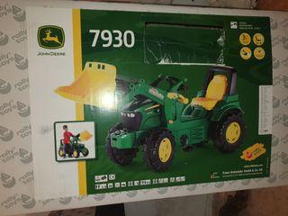 tractor jhon deere para niño