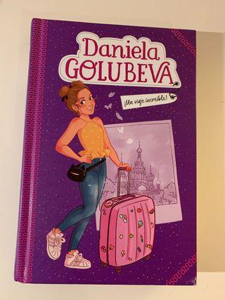 Novela juvenil Daniela Colubeva