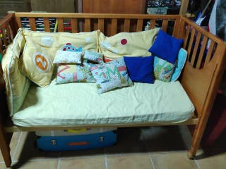 Mini sofa 2 plazas