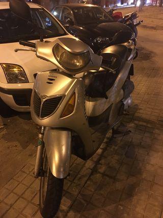 Honda SH 125 despiece