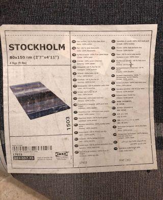 Alfombras IKEA STOCKHOLM