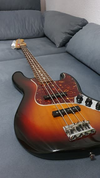 Fender Jazz Bass americano 2007