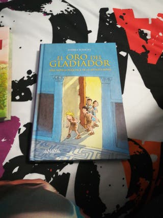 Libro El Oro Del Gladiador