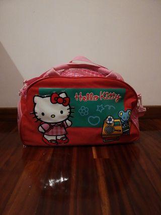 Bolsa de Hello Kitty.