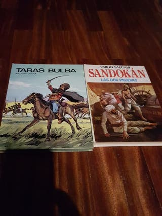 Lote 2 libros infantiles de aventuras