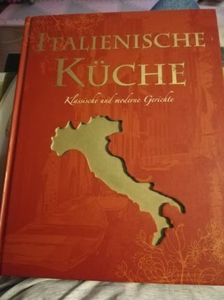 libro de cocina italiana en alemán
