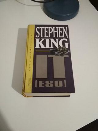 IT - Stephen King (tapa dura)