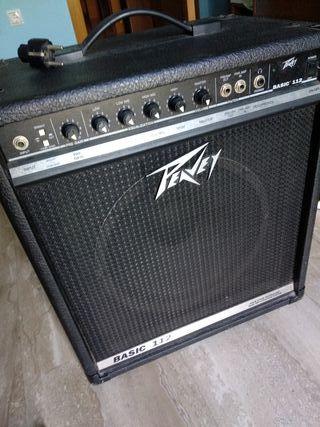 Amplificador para bajo Peavey Basic 112