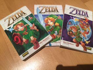 Cómics manga Zelda